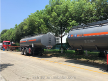 transport tanker Steel Fuel Tank Semi-Trailer with semi trailer high-quality oil tanker vessel container vessels for sale