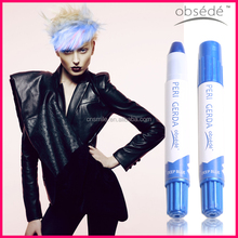 2016 Hair Products make your own design non allergic tancho temporary 12 colors magic color hair chalk hair dye