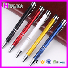 Novelty heavy metalic roller ball pen refill promotional ball pen for premium gifts