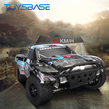 Racing Car 4WD 2.4G Electric RC Short Course Truck 1/10 Rock Crawler