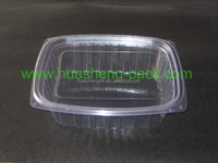 Made in China FDA Certified Cheap Price Customized Plastics Food Box/Salad Bowl