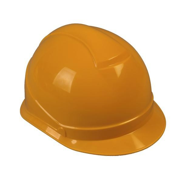 (HOT SALE)Safety Helmet with one rib on the top-Made in China