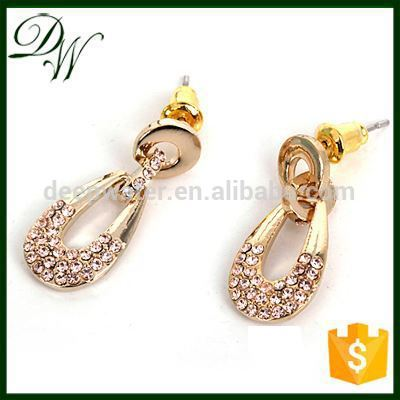 2016 Manufacturer christmas earring jewellery machine, exaggerated factory earring
