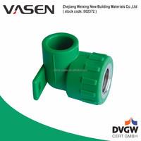 VASEN Hot Selling Certificated Female Threaded Elbow /Female Thread Connector