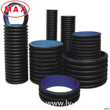 Big Size Plastic High Density PE Double Wall Corrugated Drain Pipe