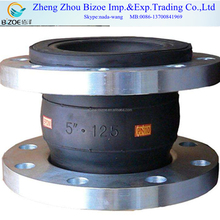 din/oil resistant/epdm/pn16/high pressure rubber expansion joint price