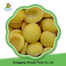 Wholesale price china frozen fruit frozen yellow peach