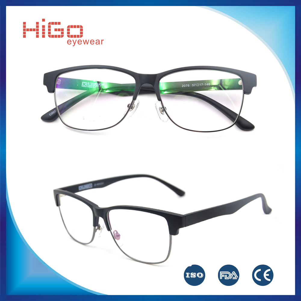 Hot Sale TR90 Glasses Gentleman Optical Glasses Frame In Stock,No MOQ