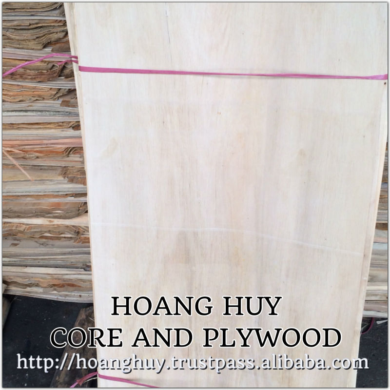 1.7 MM EUCALYPTUS CORE VENEER FOR PLYWOOD