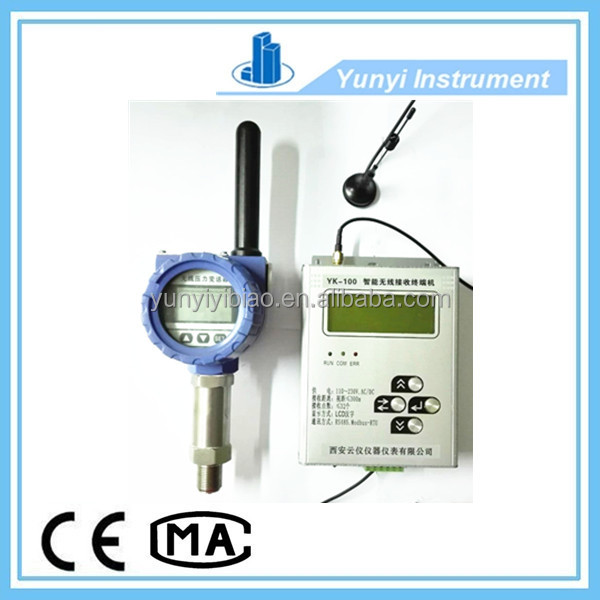 battery-powered wireless pressure transmitter with low price