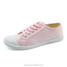 women flat canvas shoes white shoes
