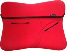 Red Neoprene Laptop Cases Most Popular with pocket