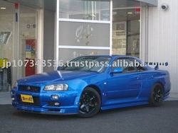 Second hand cars 1999 NISSAN Skyline GT-R V spec 67000km