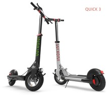 orginal supplier Inokim Myway 2 wheels folding urban scooter motor scooter skateboard with pedal