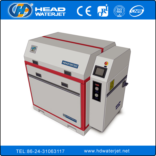 High pressure 380Mpa CNC waterjet cutting machine pump