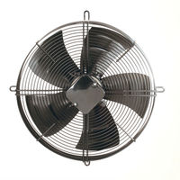 Axial fan motor for air conditioner or freezer