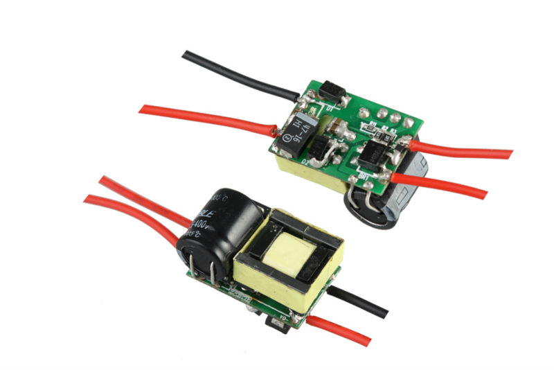 open frame 350mA constant current LED Driver with CE TUV SAA