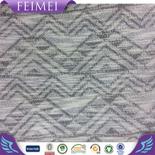 2016 Newest Knit Jacquard 55% Cotton 30% Polyester 15% Rayon Fabric Wholesale