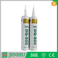 Quick drying Non-pollution Silicone structural adhesive food grade sealant for wood floor
