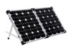 90W Folding Solar Panel Made by Monocrystalline Solar Cell Silicon