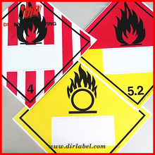 new hot selling products custom wholesale printing shipping adhesive warning label sticker