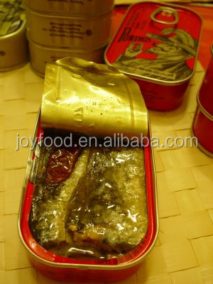 Hot selling canned sardine