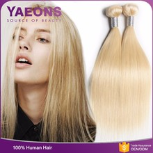 Factory supporting price unprocessed virgin human micro beads weft extensions nano ring hair