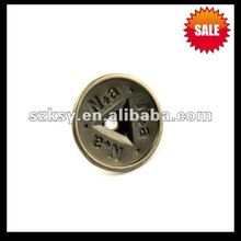 2012 button for garments, jeans