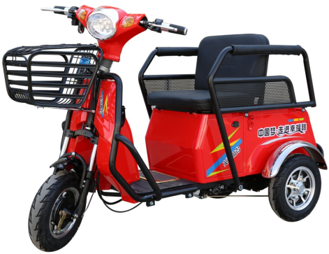 Popular multifunction motorized adult tricycles for disabled people