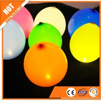 Glow In The Dark led balloon,led flashing balloon,led balloon lights luminous Latex LED balloons