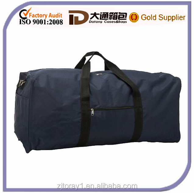 Big Large Polyester Travel Wash Bag for Men