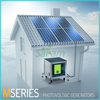 Home use mini off-grid 1kw solar power plant