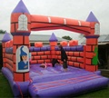 Hola affordable inflatable castle/bouncer baby for sale