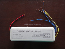 fluorescent lamp electric ballasts 110v dc electronic ballast/36w fluorescent electronic ballast