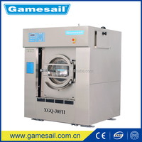 Fully automatic industrial laundry garment washing machine for laundromat