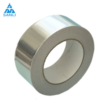 High Temperature Fireproof Adhesive Aluminum Foil Mylar Tape