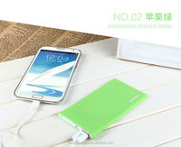 2014 Newest Electornics accesories cellular phone accessory/Charging battery pack/usb mobile Emergency Power Bank