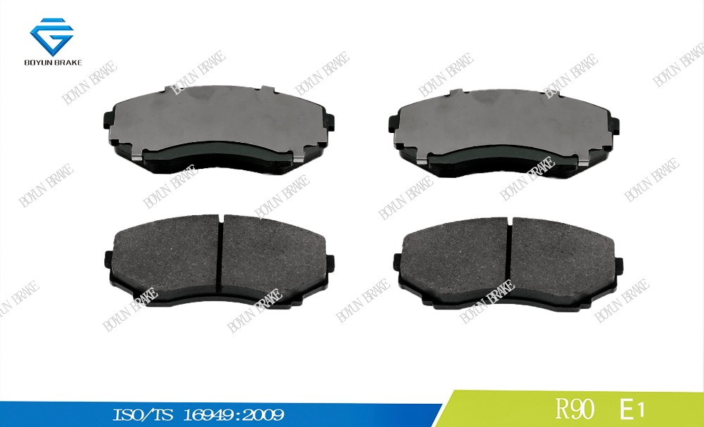 Best car brake pad for MAZDA MPV D1038 CBZ2-33-22Z WVA 23515