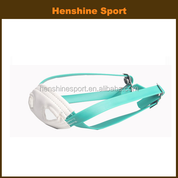2013 New protective shinguard safety helmet with chin strap