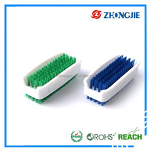 Directly Supply Durable Rotating Microfiber Plastic Foot Nail Brush