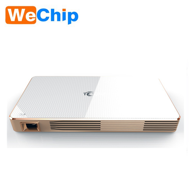 Smart Android 4.4 WiFi Mini HD Led Projector C800 Video HD Beamer Smart Mini Projector