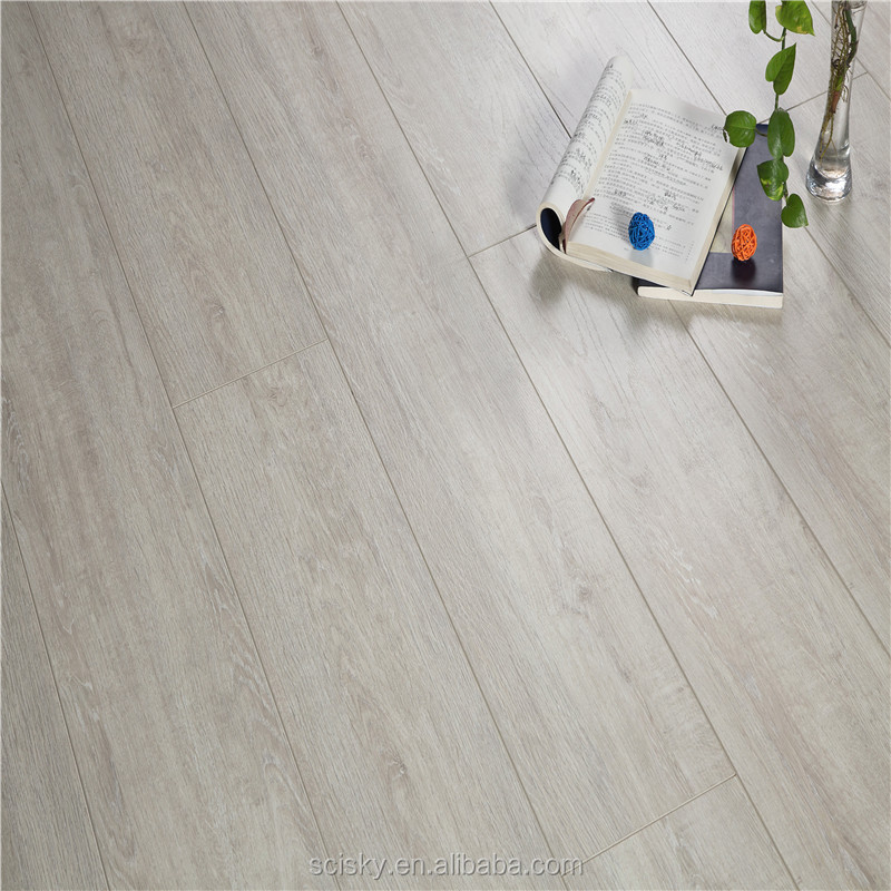 China Cheap Laminat Flooring Hot Selling Indoor Floor Furniture Type Good Quality Fidercoard Home Flooring
