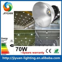 Top quality MeanWell driver 70W LED high bay light,LED industrial light with chip