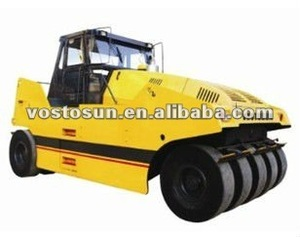 Pneumatic Tire Road Roller VSR1016T