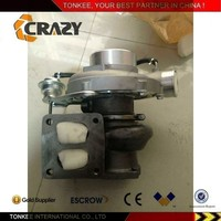 china supplier 24100- 4480C engine turbo HINO w04c turbocharger excavator spare parts