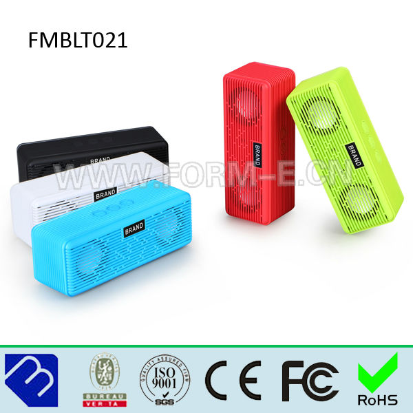 2013 Best Sound Quality Rechargeable Portable Mini Bluetooth Speaker