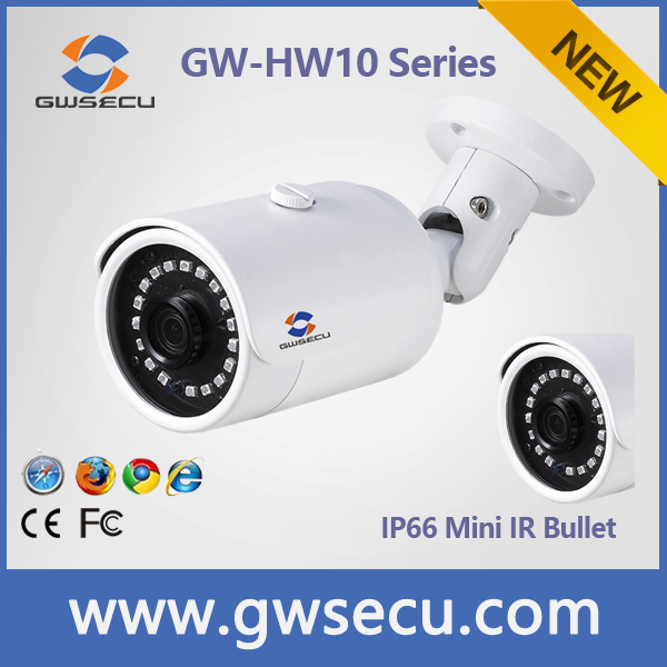 2Megapixel 1080p Sony IMX322 mini waterproof IR HD AHD CCTV camera