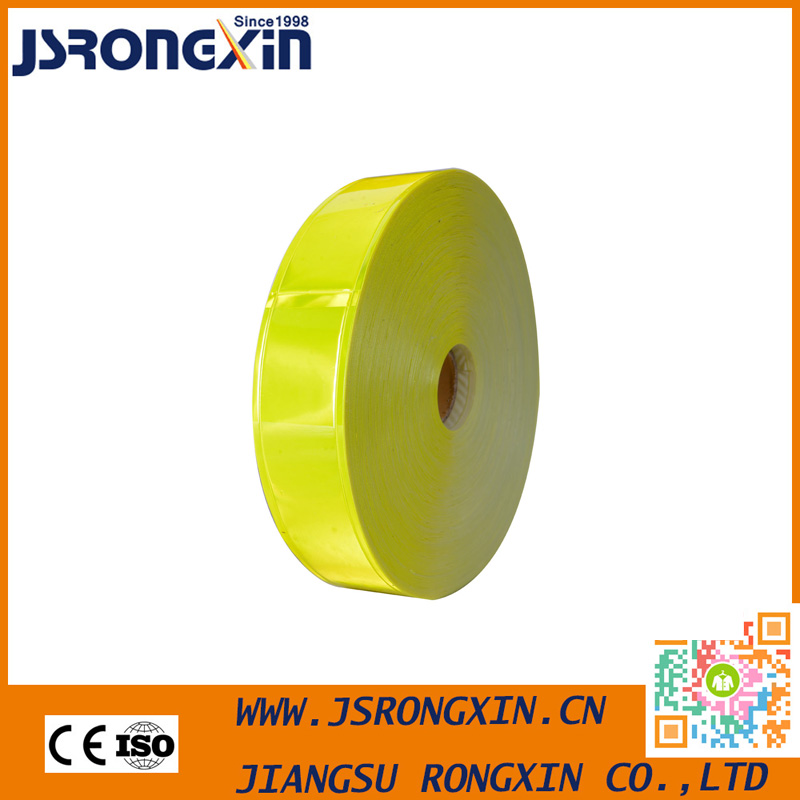 Comfortable rim reflective nylon fabric