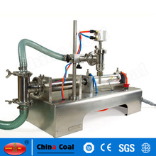 Plastic laminated soft tube filling sealing machine