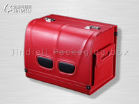 New 2014 leather storage trunk